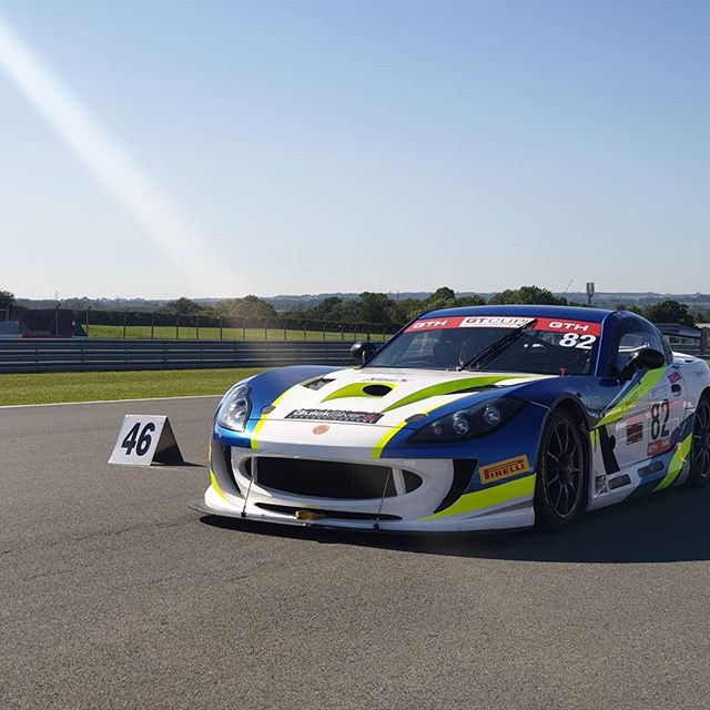 A weekend of two halves at Donington - beautiful sunshine Saturday, grey and showery Sunday. Still, a fun trip as always with GT Cup!  #Motorsport #GTCup #RacingLife