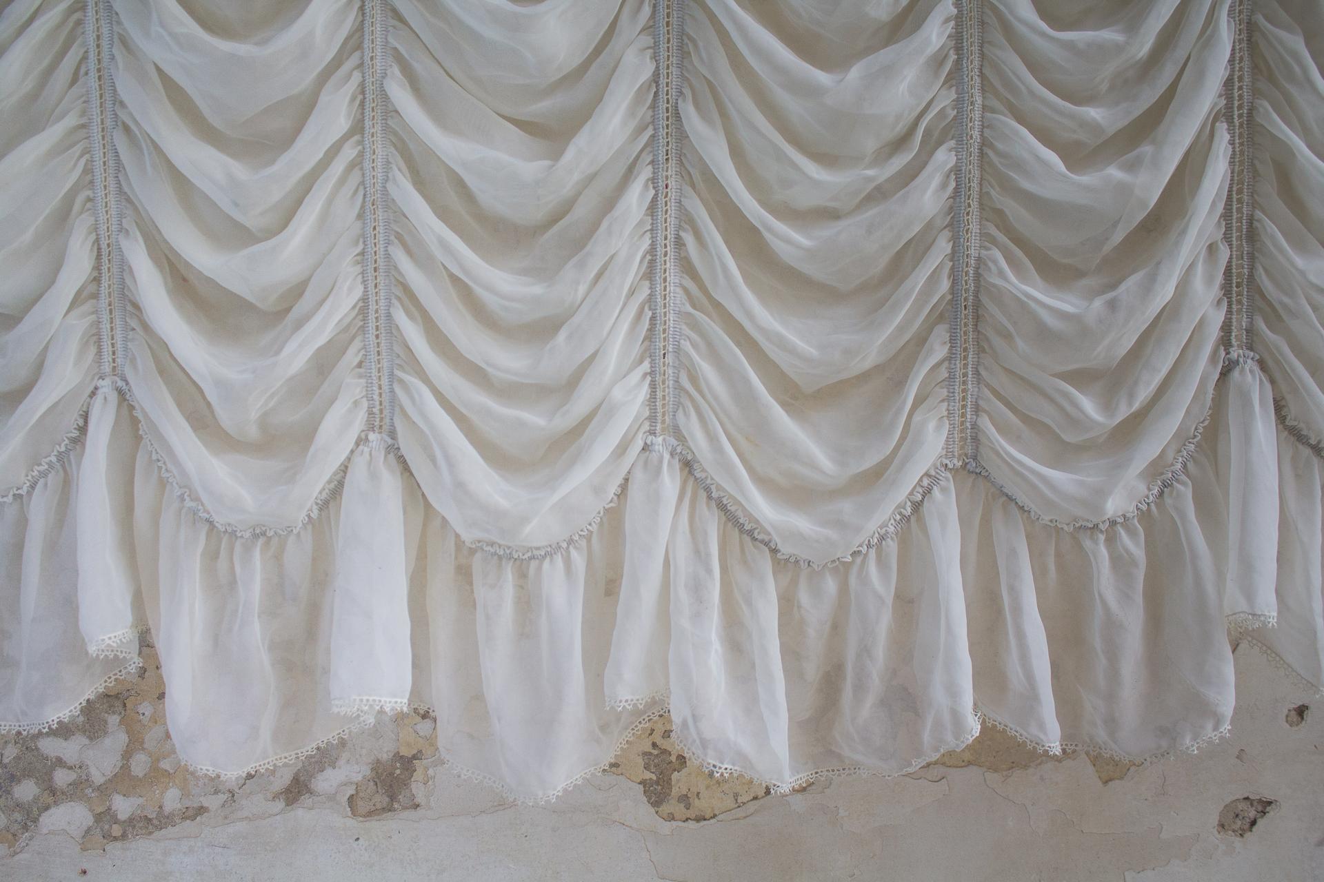 Vorhang Happy Mary 2