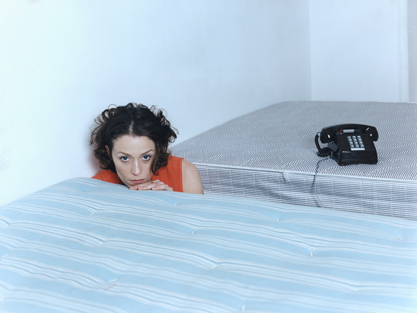 Frances McDormand, NYC