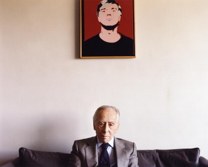 Leo Castelli, NYC