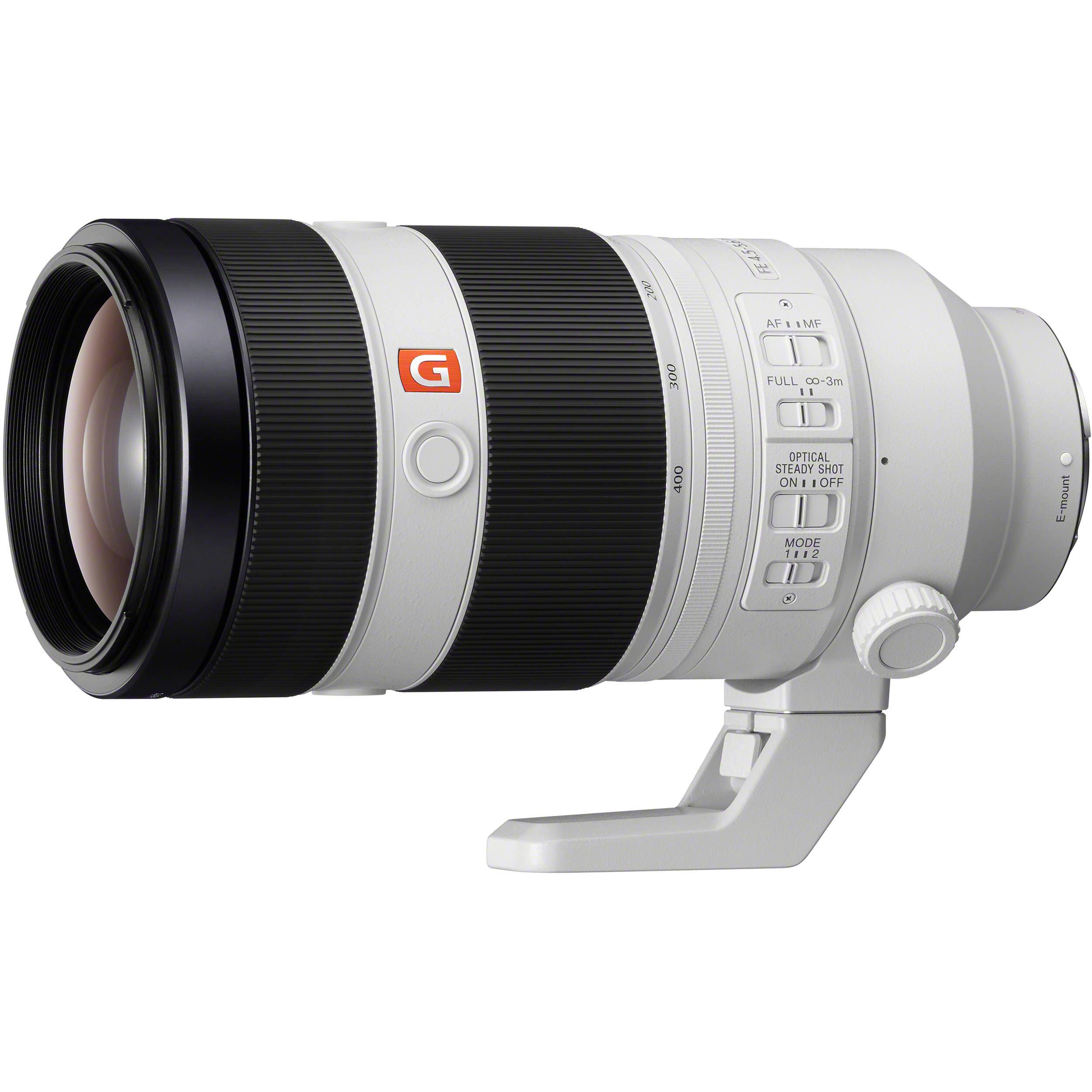 Sony G-Master Lens - Sony FE 100-400mm F4.5–5.6 GM OSS