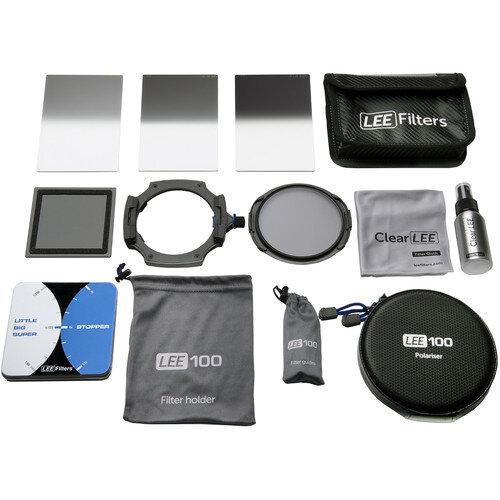 Lee Filters 100 - LEE Filters LEE100 Deluxe Kit
