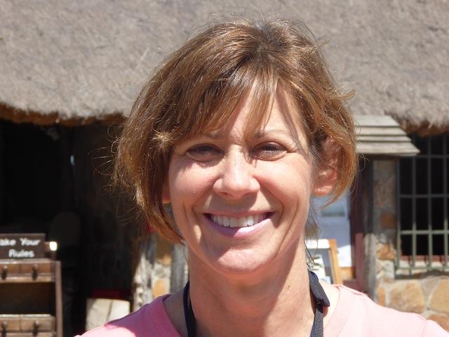 Ellen Zalupski, RN. Nurse.