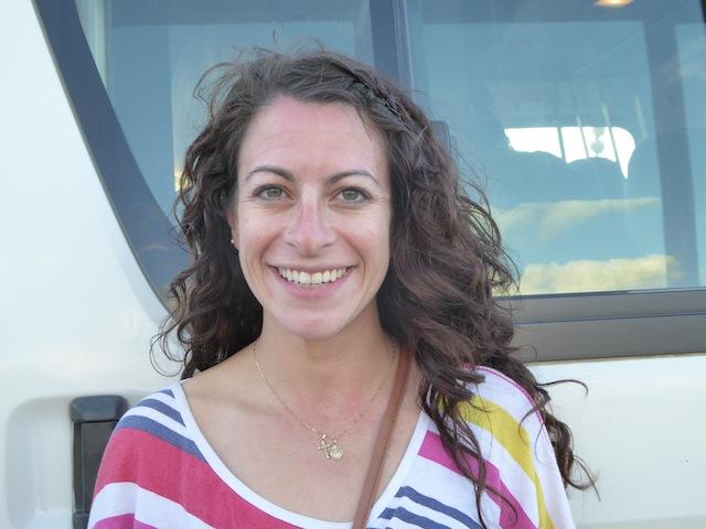 Erin Vernetti, RN. Nurse.
