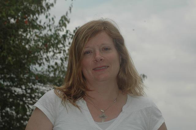 Jodi Drouillard, RN. Nurse.