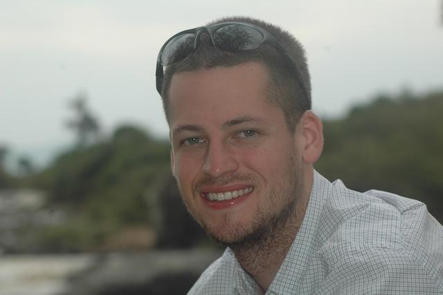 James Gragg. Medical Student.