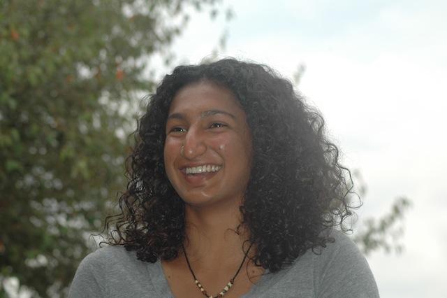 Meera Prasad. Student.