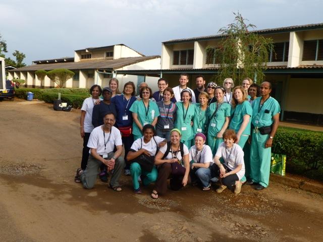 Team Michigan's mission to Kakamega, Kenya, 2013