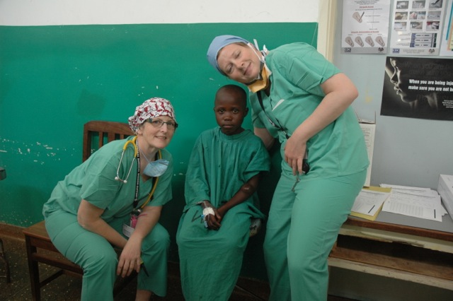 Team Michigan – Kakamega mission – Kenya 2013