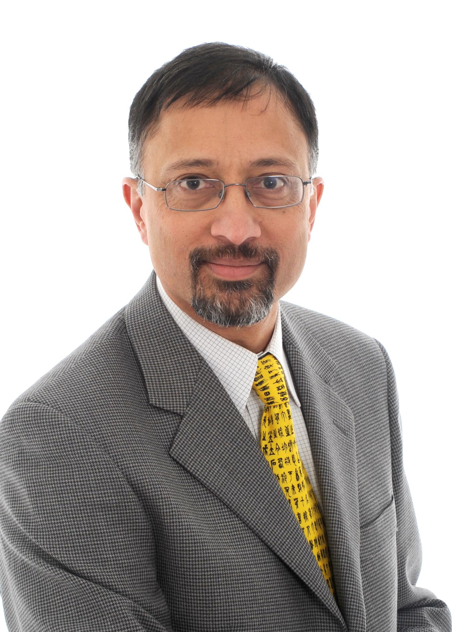 Dr. Mehul Mehta, President of Team MI