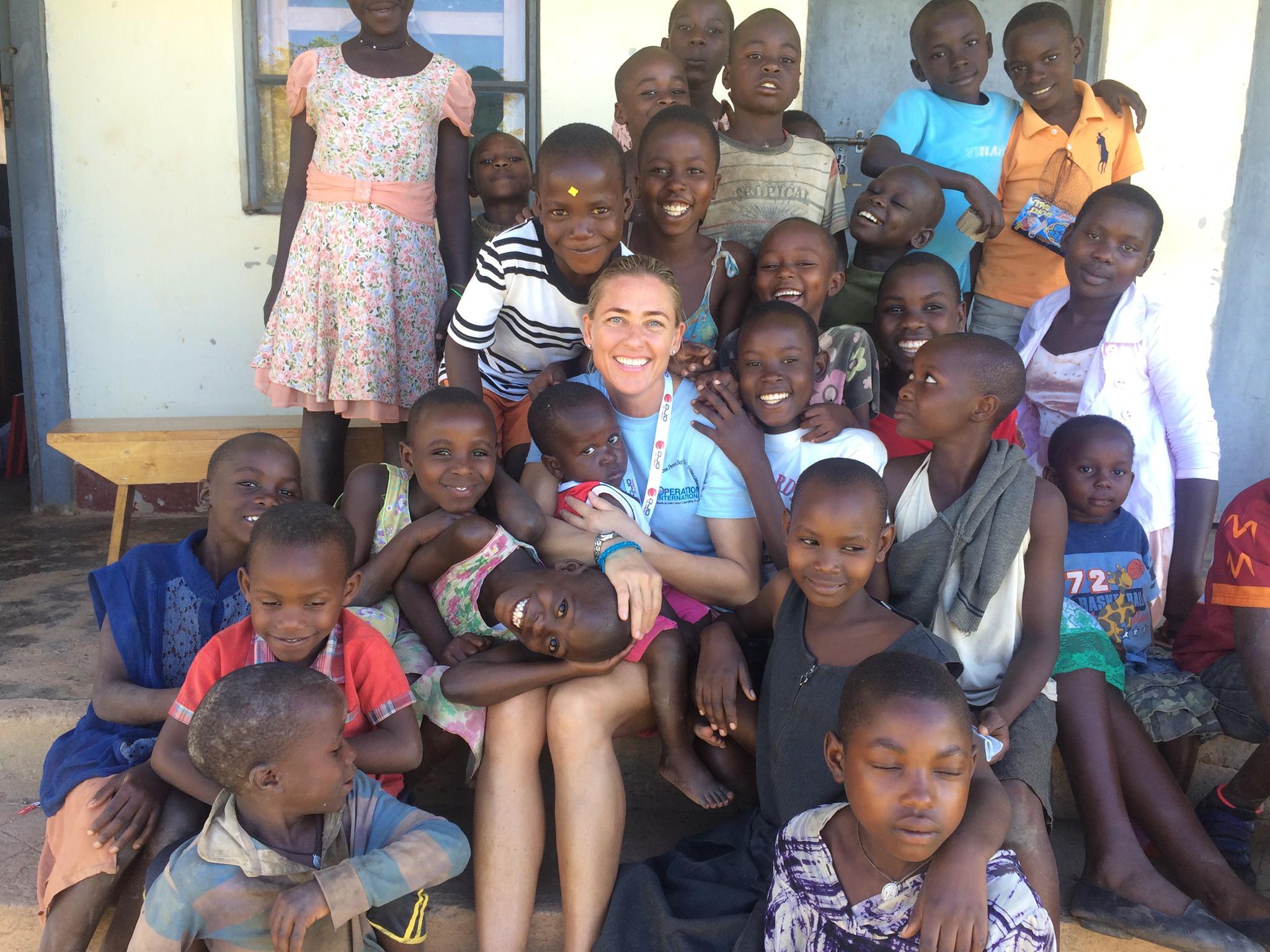 Our children in Uganda! <3