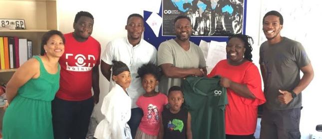 The Lusaka expansion team