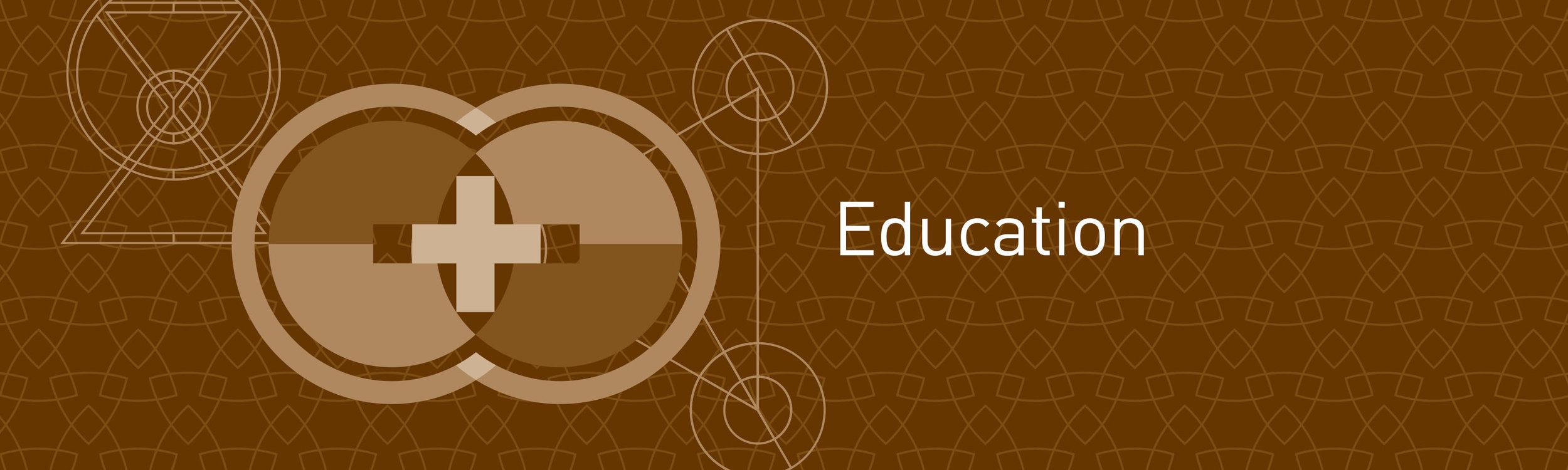 Section for educational resources.