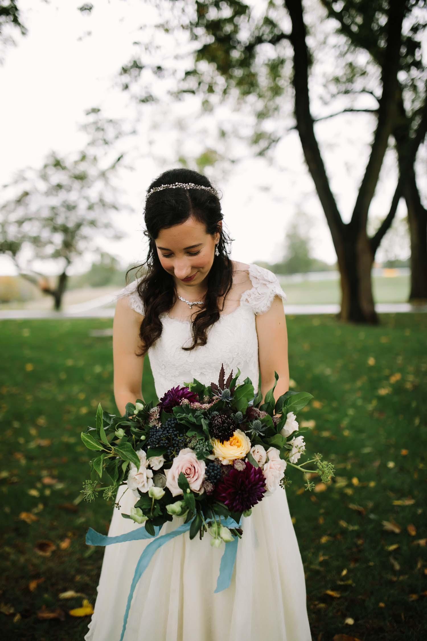 cornman farms wedding flowers