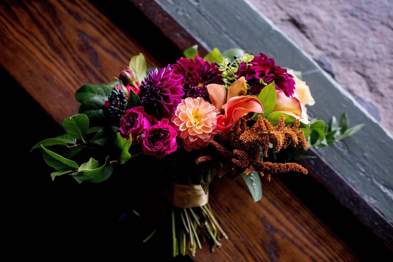 Ann arbor gandy dancer wedding flowers