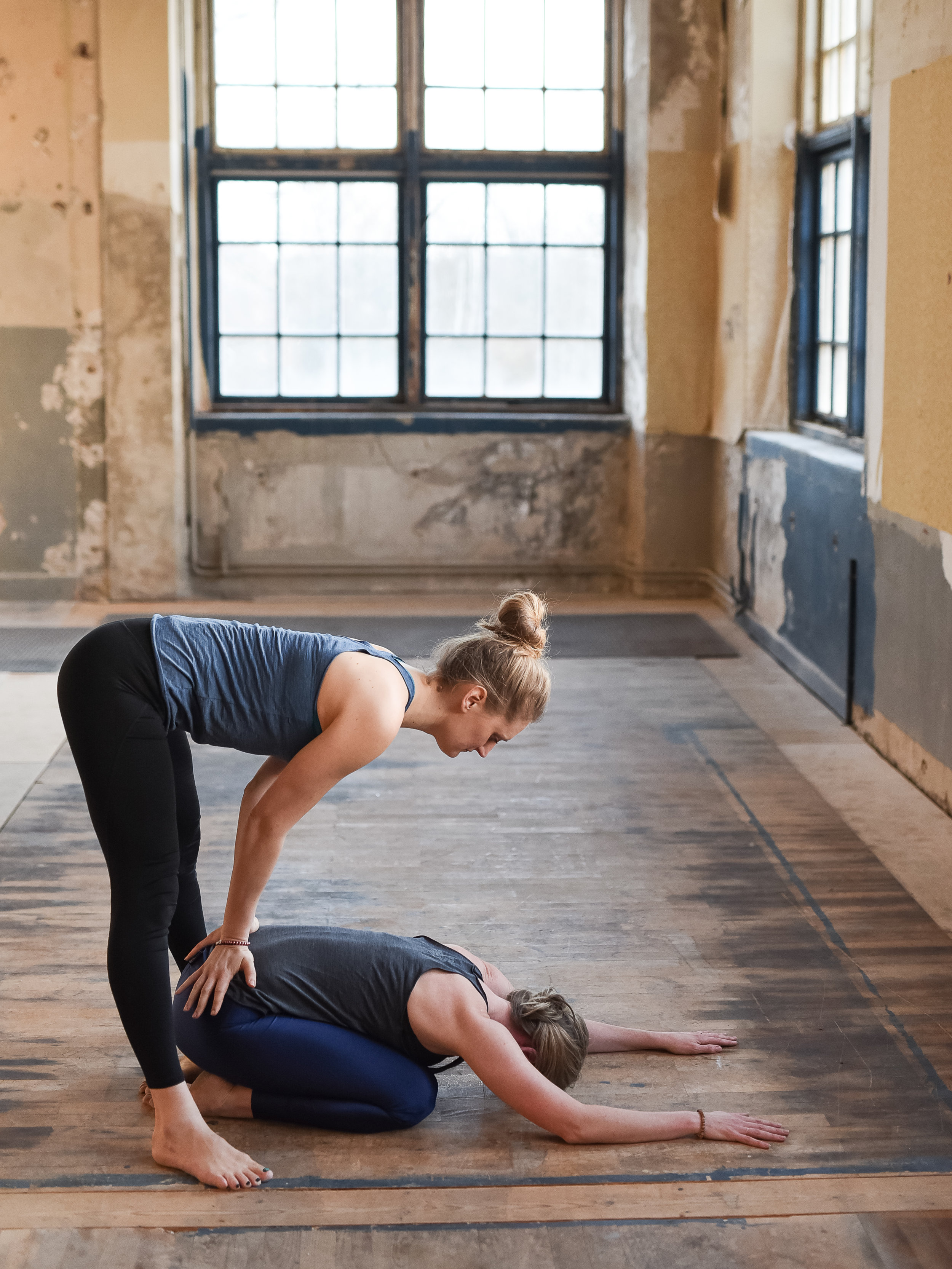 PT Private Yoga Class - click for more info