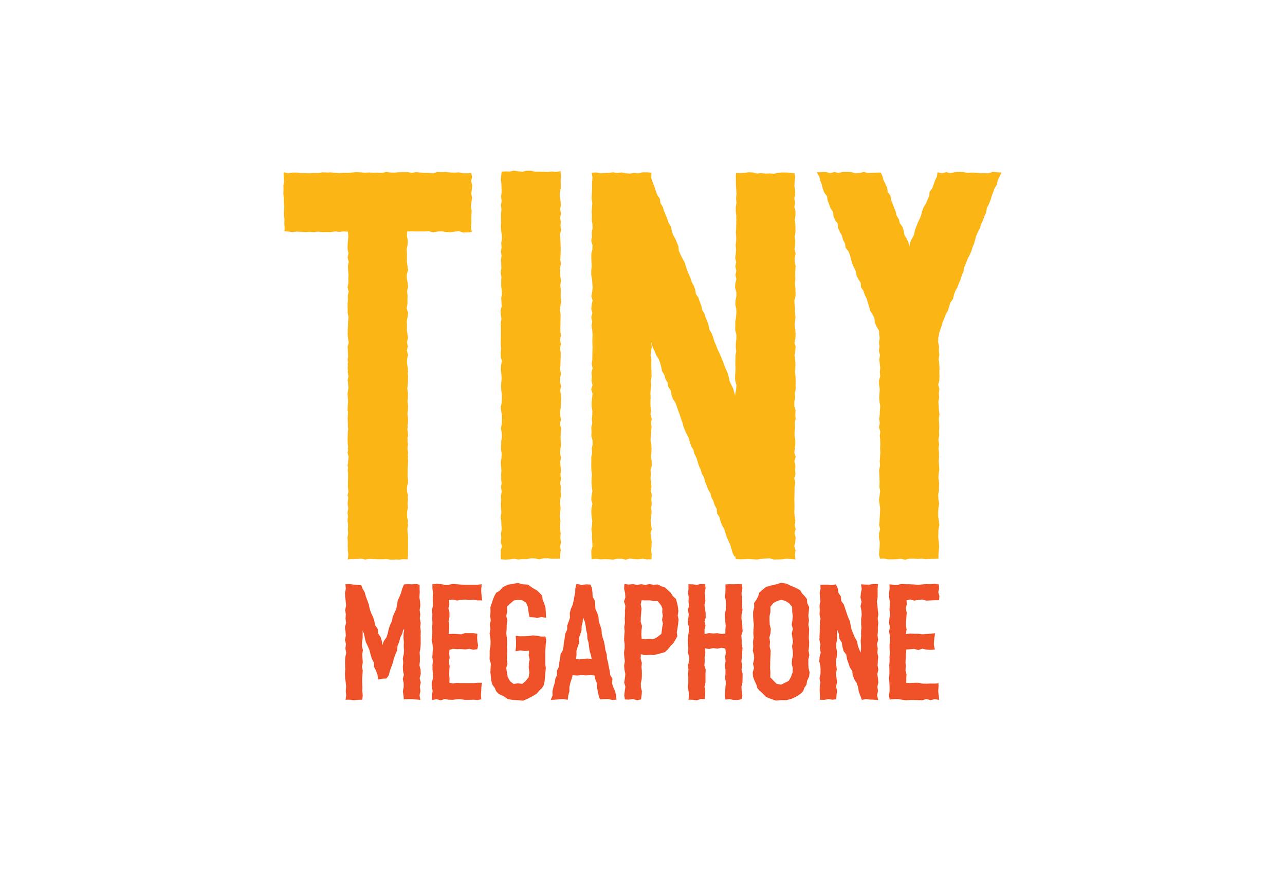 Tiny Megaphone logo 2.png