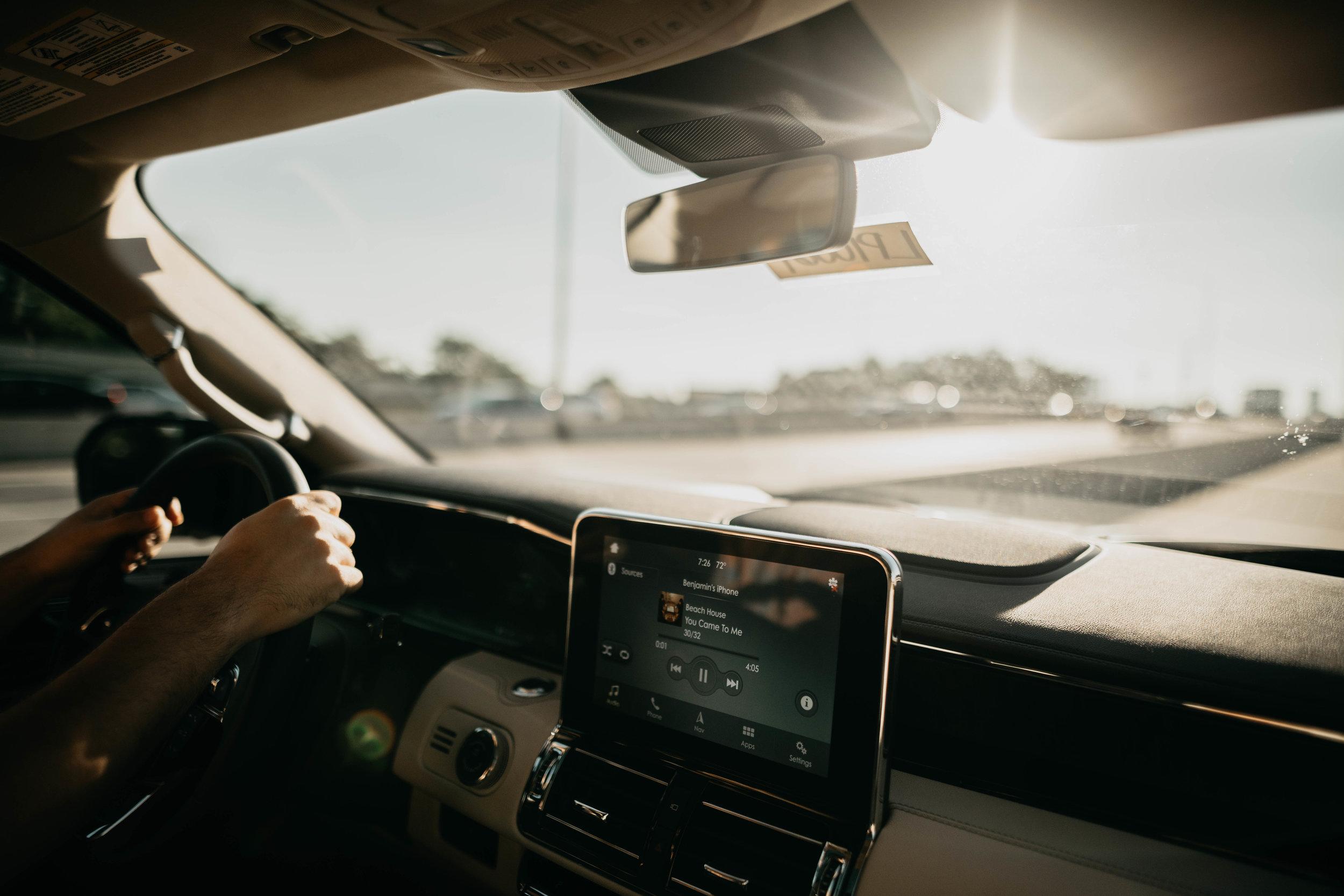 Lincoln navigator -