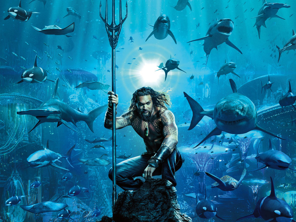 Film Review: Aquaman — Strange Harbors