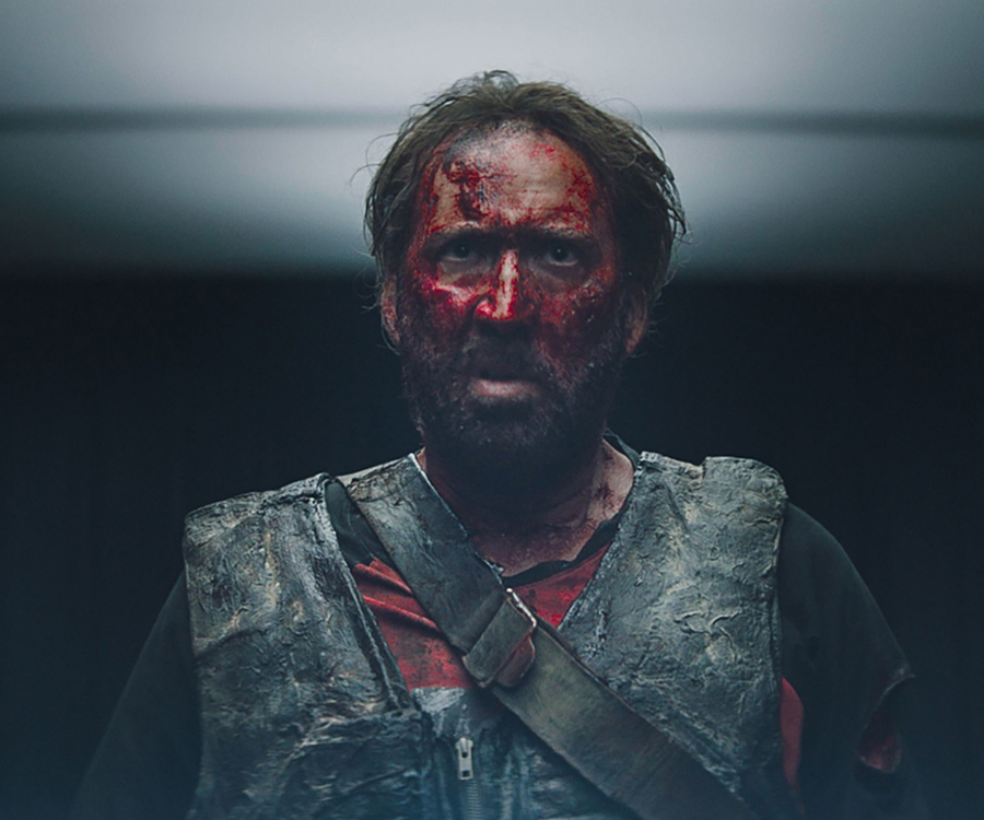 5. Mandy - Mandy is a grainy, psychedelic, fever dream that is just fascinating to watch unfold. Panos Cosmatos finally gets it right after his middling Beyond the Black Rainbow. Feral and unrelenting, a batshit Nicolas Cage is just pitch perfect for this surrealist revenge yarn - some of the most fun I had watching a film last year. Paired with a haunting synth score, Mandy's gonzo violence was one of the most mesmerizing things last year.