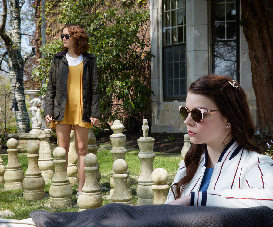 4. Thoroughbreds - Corey Finley's feature film debut is a simple thriller that flexes its intimate stage play roots while also employing a sharply witty script, magnetic visuals, and some of the best sound design heard all year. Acerbic and biting, Thoroughbreds is a refreshing take on the modern thriller anchored by great performances from Anya Taylor-Joy and Olivia Cooke.