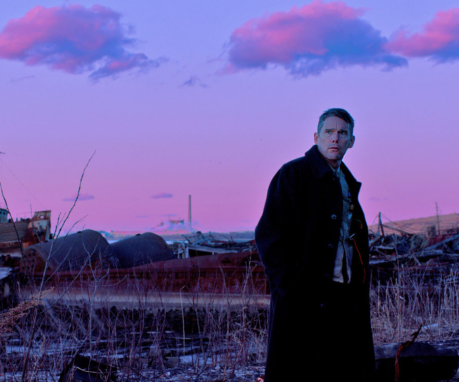 2. First Reformed - Director Paul Schrader's best film in years, First Reformed stars the perennially underrated Ethan Hawke in a masterful performance as a former military chaplain mourning the death of his son, tasked with harboring an explosive secret. First Reformed touches on heavy themes with sensitivity as well as propulsiveness - a gripping meditation on depression, faith, and in an unlikely turn, the environment.