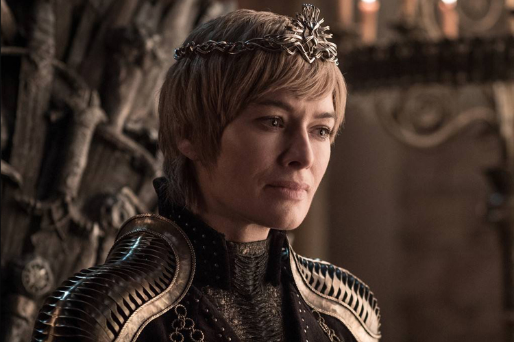 """""""Lena Headey has always been a revelation on this show, and it's particularly great to have her in the final season in her default mode: the snake-in-the-grass villainess."""" -"""