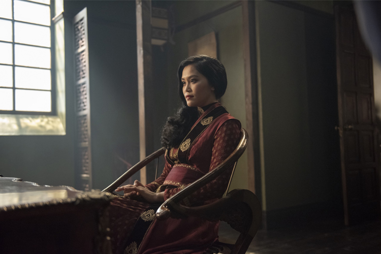 """And while the show makes huge strides in Asian representation, especially for television and long-form storytelling, its portrayal of women is also praiseworthy."" -"