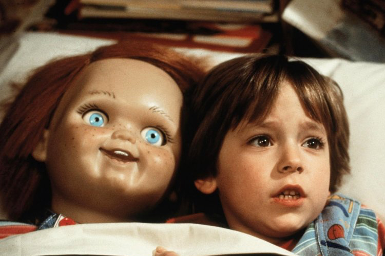 """Chucky satisfied audiences seeking a silly romp, but was also legitimately scary both in plotline and execution."" -"