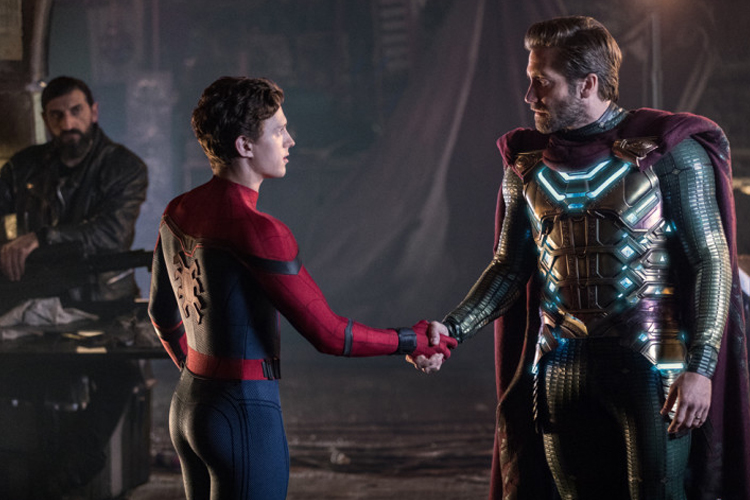 """The classic Peter Parker dilemma lives on in Far From Home, but with [Tony] Stark's sacrifice looming large, it makes for a much more compelling narrative…"" -"