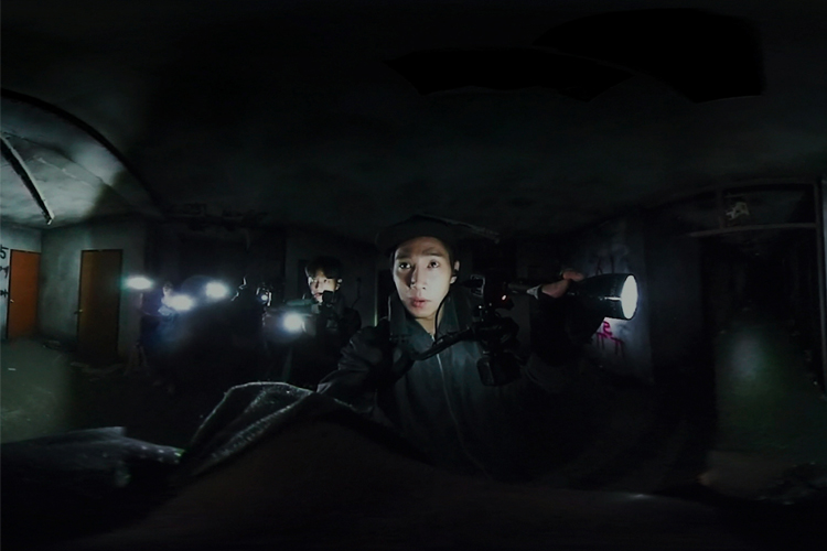 Gonjiam: Haunted Asylum (2018) - Think of Gonjiam: Haunted Asylum as a Korean Grave Encounters. A hokey seen-it-before premise that gives way to truly unsettling scares and a bonkers third act, Gonjiam has become somewhat of a found footage sleeper. The film centers around a group of viewcount-hungry YouTube thrill-seekers operating a channel called The Horror Times as they explore an abandoned psychiatric hospital. Available for rent on YouTube, Google Play, and Amazon