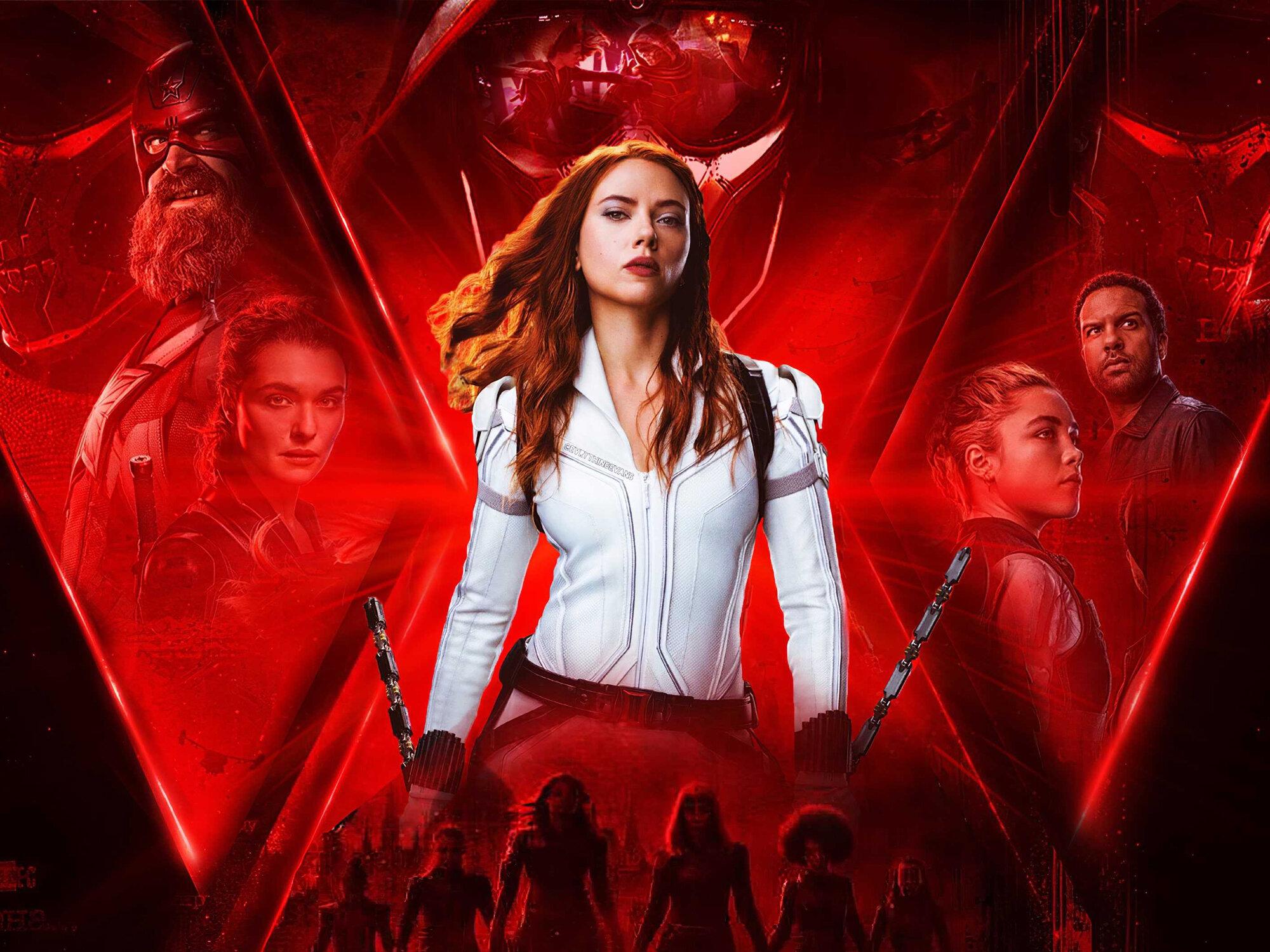 Natasha White - Action Movie