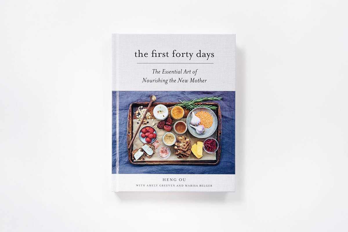 """The First Forty Days - Support for the first 40 days after bringing home a newborn. Best news: the most """"supermom"""" thing you can do is chill out and stay home."""