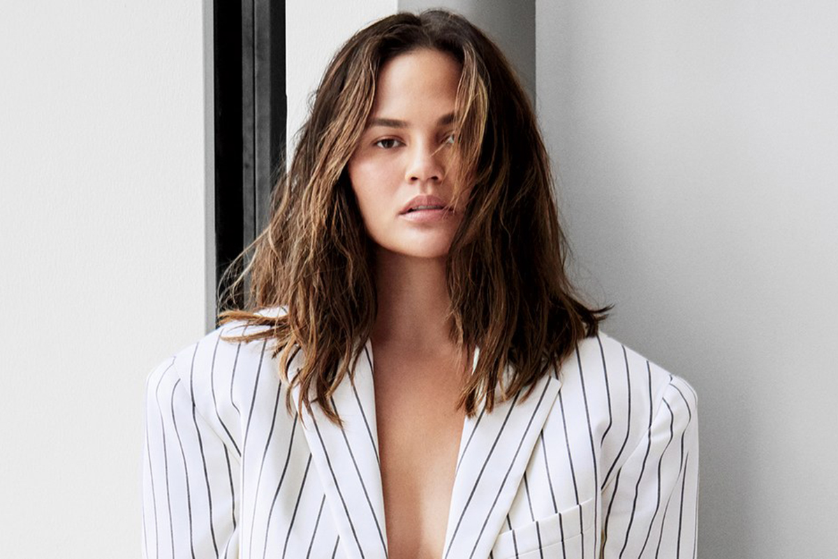 Chrissy Teigen Opens up about Postpartum Depression - After giving birth to her daughter, Luna, last April, Teigen developed postpartum depression, a condition affecting one in nine women, according to the Centers for Disease Control and Prevention.