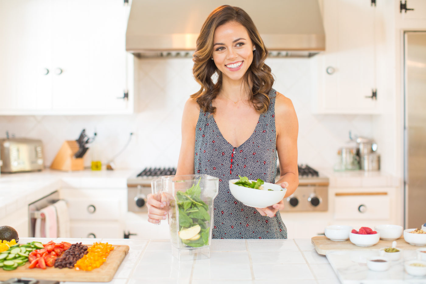 Holistic nutrition and wellness coaching - Feel good, have more energy and glow with Holistic Nutritionist and Wellness Coach, Daniela Kende.