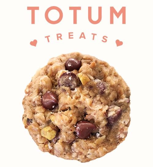 Totum Treats Mother's Support Cookies Packaging