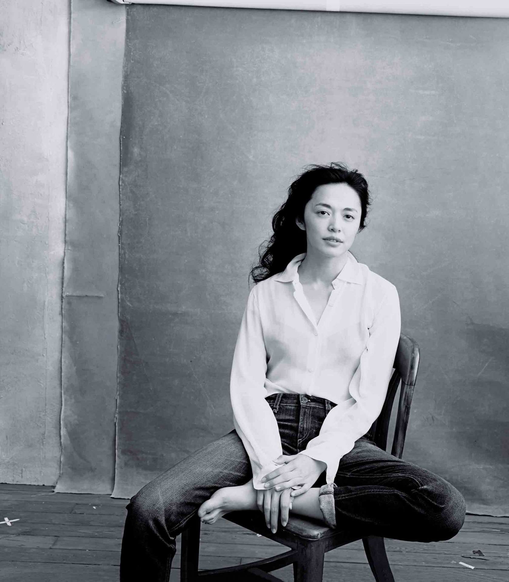 Yao Chen. Photo: Annie Leibovitz.