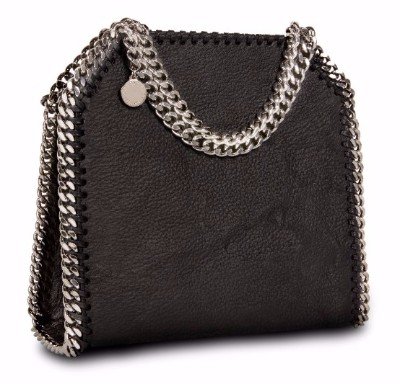 Bolt Threads' collaboration with Stella McCartney, an iconic Falabella handbag made from mylo, is currently on show at the Victoria & Albert's seminal exhibition
