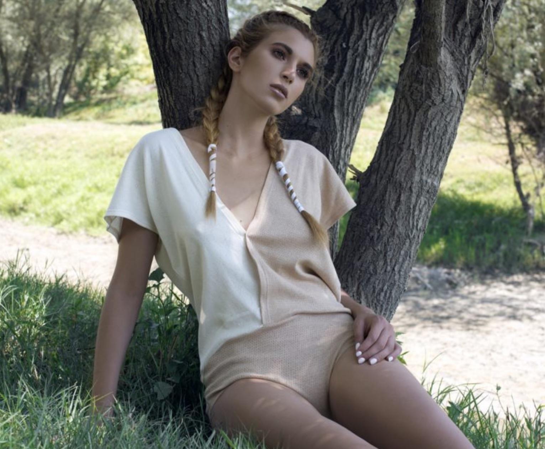 Greek label Mumu uses organic cotton from India.