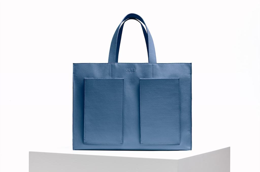 Only the finest repurposed waste makes up Been's beautiful bags.