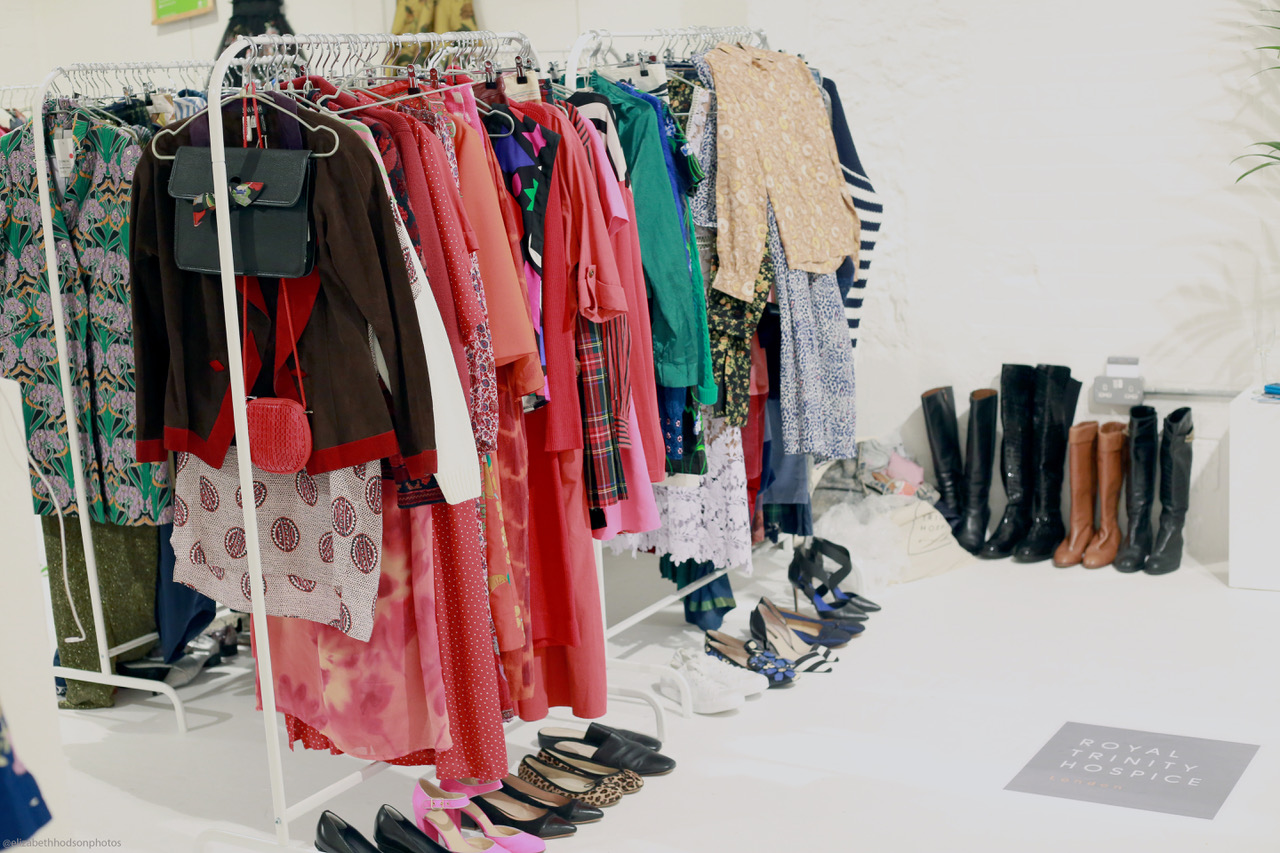 The pop up offers stunning secondhand clothes – as curated by some of fashion's most style-savvy influencers ever.