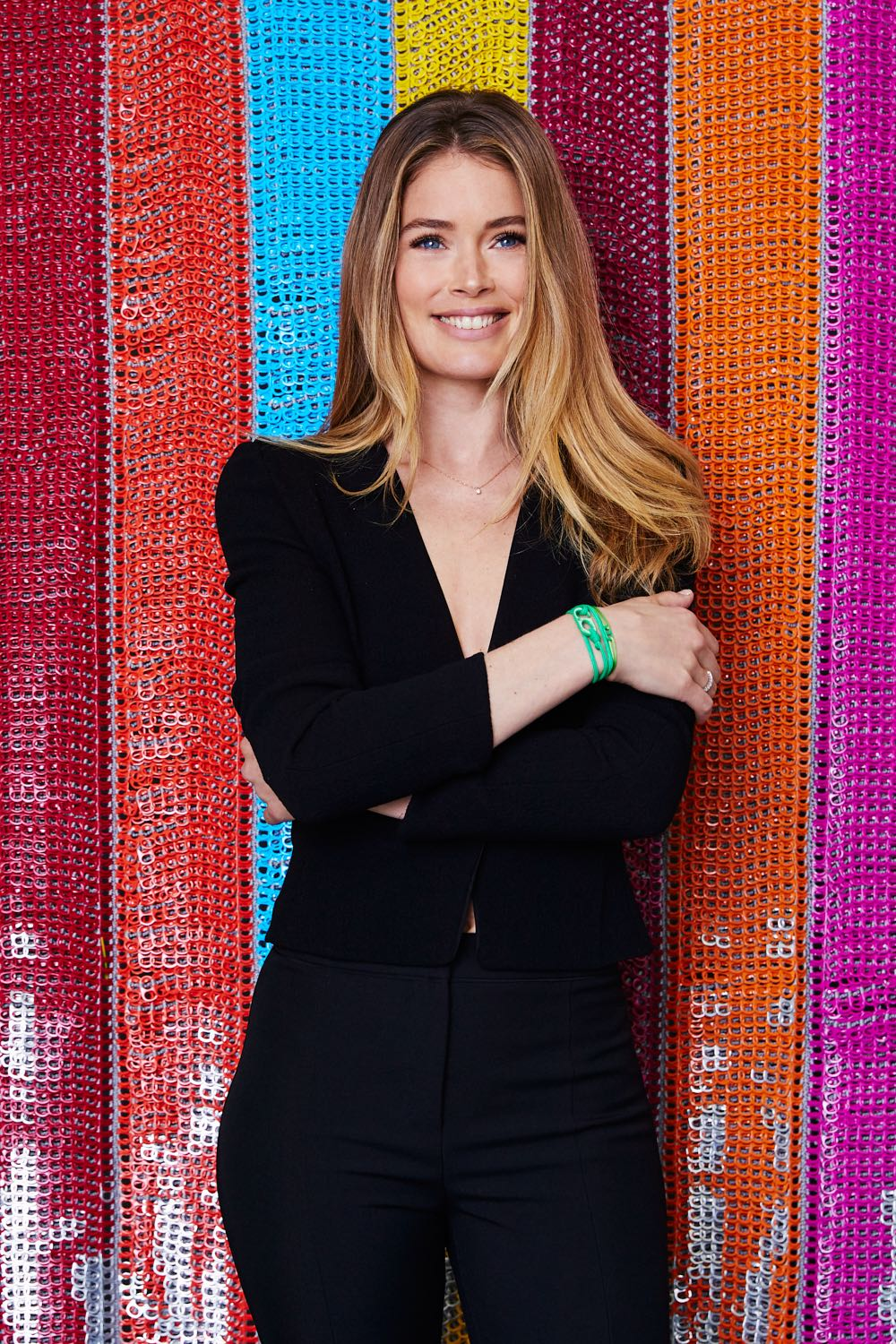 Key Life on Land ambassadors launching  Goal 15: Life on Land  on World Earth Day include supermodel Doutzen Kroes.