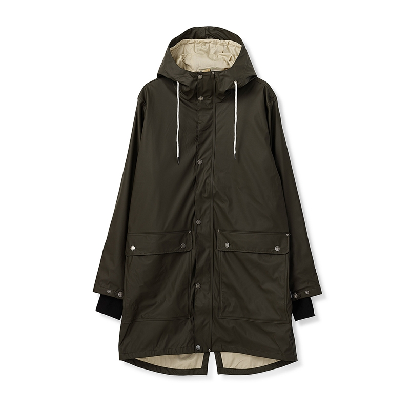 Better than Canada Goose: Tretorn's Evald 2.0 Raincoat.