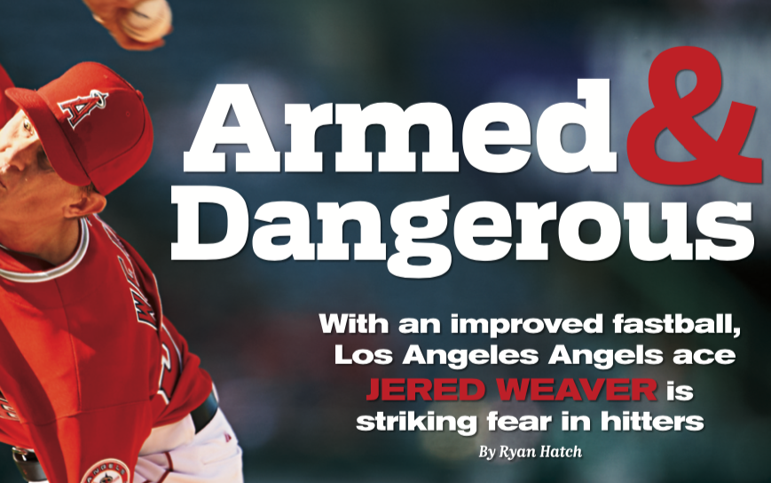 Jered Weaver — Sports Illustrated