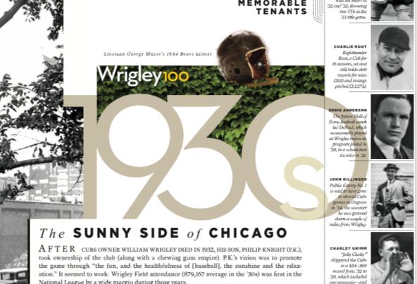 Wrigley Field — Sports Illustrated