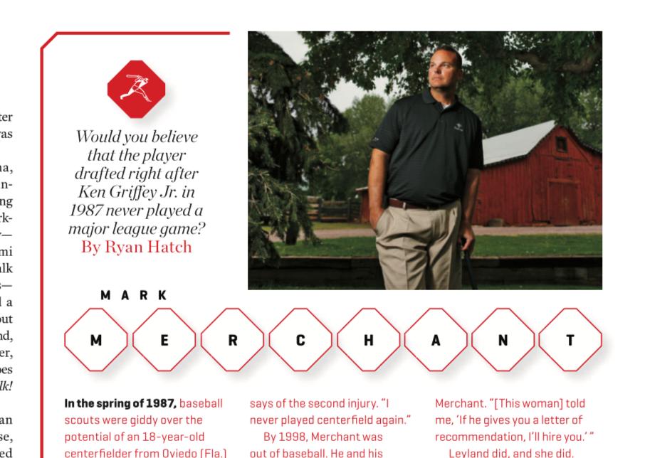 Mark Merchant — Sports Illustrated