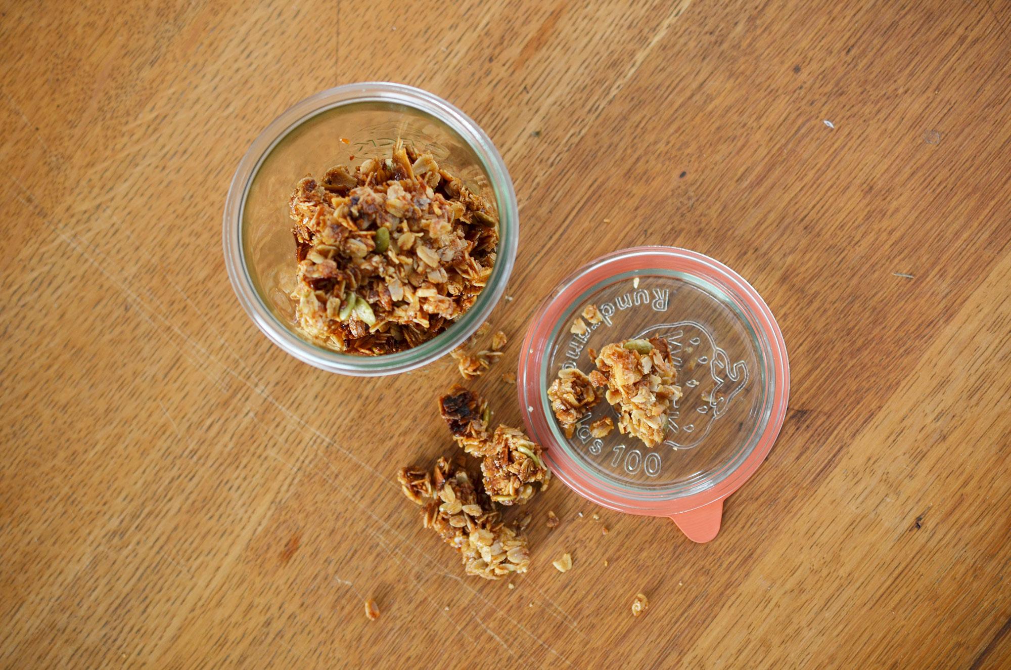 Ali Hedin | Homemade Granola