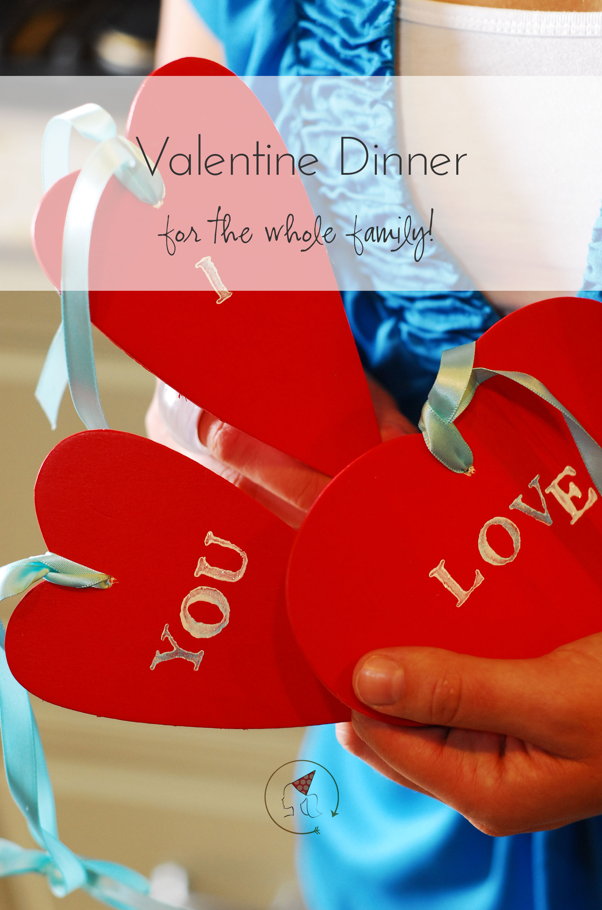Ali Hedin's Simple and Fun Valentine's Day for the whole family!