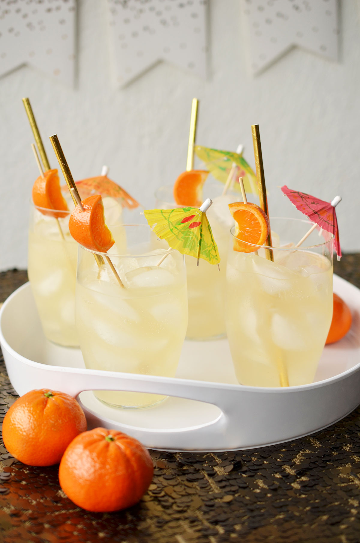 Ali Hedin | Mandarin Mule for Chinese New Year