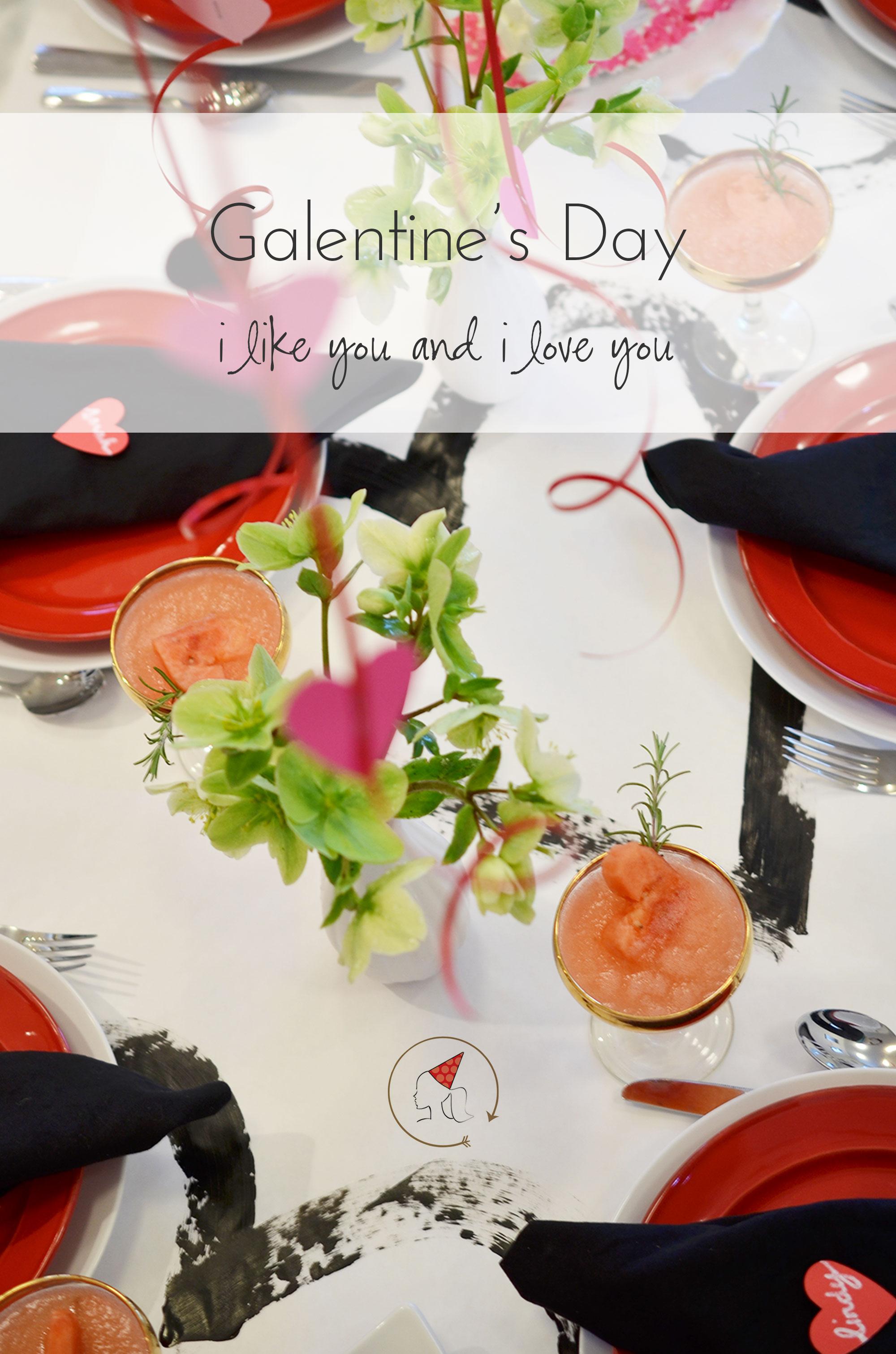 Ali Hedin | Galentine's Day